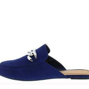 Shoes - New blue flats